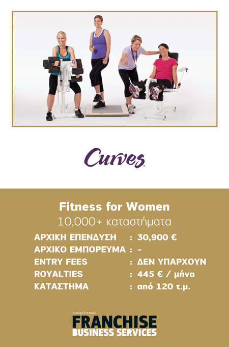 CURVES franchise
